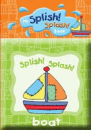 Picture of My Splish! Splash! Book - Boat